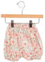 Bonpoint Girls' Elasticized Floral Print Bloomers
