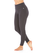 Heather Charcoal Ultimate Slimming Leggings