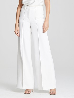 Halston Crepe Suiting Pant