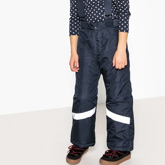 La Redoute Collections Girls' Ski Trousers with Braces, 3-16 Years