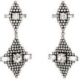 Dannijo Crystal Drop Earrings
