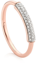 Monica Vinader Stellar Diamond Stacking Ring