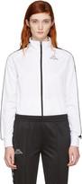 Kappa White Banda Aniston Track Jacket