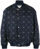 Henrik Vibskov Salla bomber jacket - men - Polyester - L