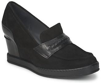 Stephane Kelian GARA women's Loafers / Casual Shoes in Black