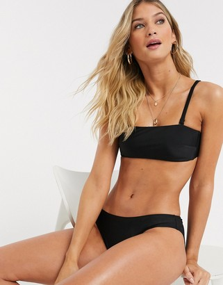 aerie bikini brief in black