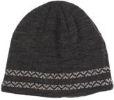 Dents Knitted Hat With Contrast Detail