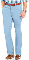 Roundtree & Yorke Casuals Flat Front Lightweight Chino Pant