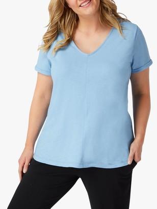 Live Unlimited Curve Slub T-Shirt
