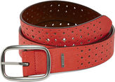 JCPenney RELIC Relic Perforated Reversible Belt