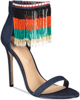 Aldo Women's Franssie Two-Piece Embellished Sandals Women's Shoes