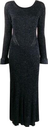 Chloé ribbed knit dress