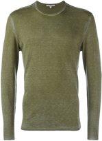 John Varvatos crew neck sweater