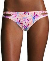 Arizona ArizonaFloral Hipster Swimsuit Bottom-Juniors