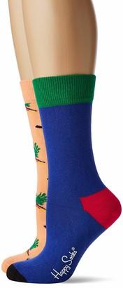 Happy Socks Women's 2-Pack Parrot Sock