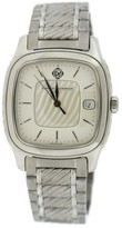 David Yurman Thoroughbred T301 Stainless Steel Automatic 36mm Mens Watch
