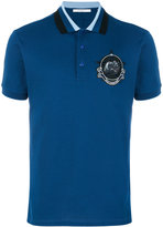 Givenchy Monkey Brothers crest polo shirt