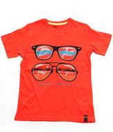 DKNY shades v-neck tee