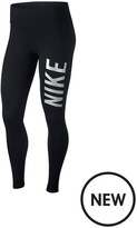 Nike Running Sparkle Essential Graphic Tight