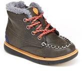Step & Stride Gray Lyon Hiking Boot - Kids