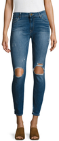 True Religion Halle Mid Rise Super Skinny Fit Jeans