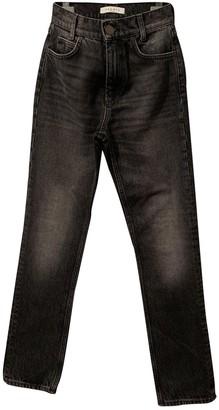 Sandro Grey Denim - Jeans Jeans for Women