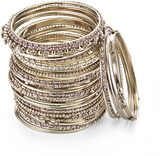 Cara Accessories The More the Merrier Bangle Set