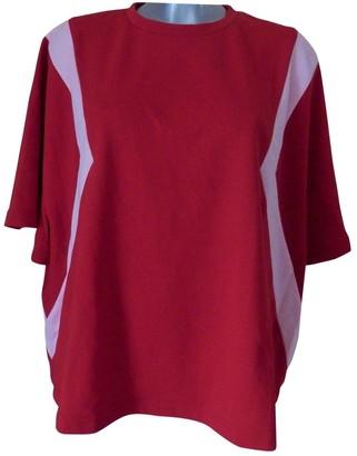 Koché Red Cotton Knitwear for Women