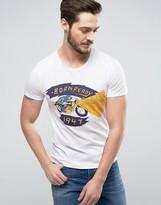Wrangler Motorbike Graphic T-Shirt