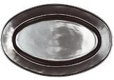 Juliska Pewter Stoneware Oval Platter, 15