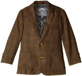 Appaman Mini Professor Blazer (Toddler/Kid) - Jazz Plaid - 7