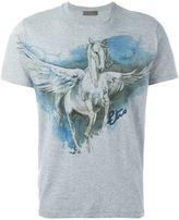 Etro Pegasus print T-shirt