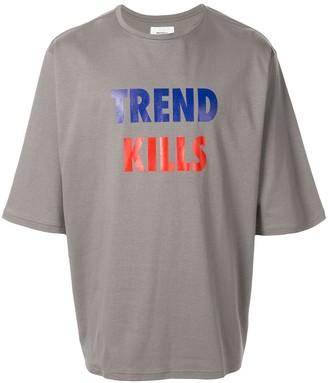 Makavelic 'Trend Kills' T-shirt