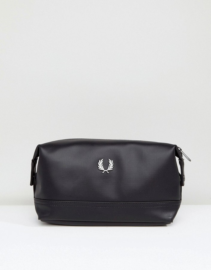 Fred Perry Pique Wash Bag