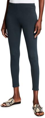 Eileen Fisher Cropped Jersey Leggings