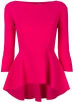 Chiara Boni peplum blouse