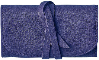 One Kings Lane Treasures Jewelry Roll - Indigo