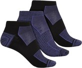 Columbia Athletic Marled No-Show Socks - 3-Pack, Below the Ankle (For Women)