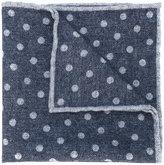 Eleventy polka dot pocket square