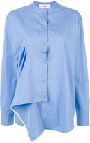 Ports 1961 asymmetric shirt - women - Cotton - 42
