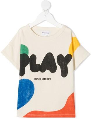 Bobo Choses Play print T-shirt