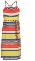 "Chillipop Big Girls' ""Multi-Striped Braids"" Maxi Dress"