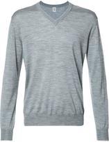 Eleventy V-neck jumper - men - Silk/Merino - S