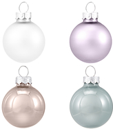 John Lewis Highland Myths Mini Glass Baubles, Tube of 28