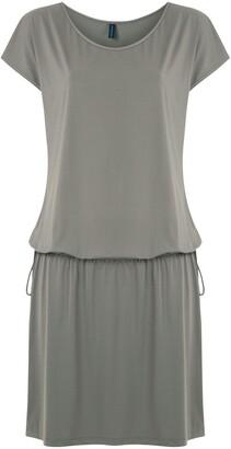Shiva UV plain dress