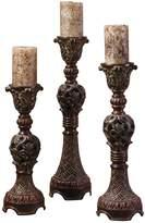 Uttermost 6-pc. Rosina Pillar Candle & Candleholder Set
