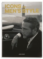 Chronicle Books Icons Of Men's Style Book