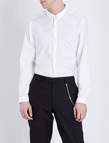 The Kooples Fitted cotton shirt