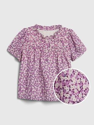 Gap Toddler Pintuck Shirt