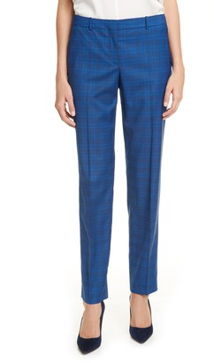 HUGO BOSS Tiluni Wool Suit Trousers